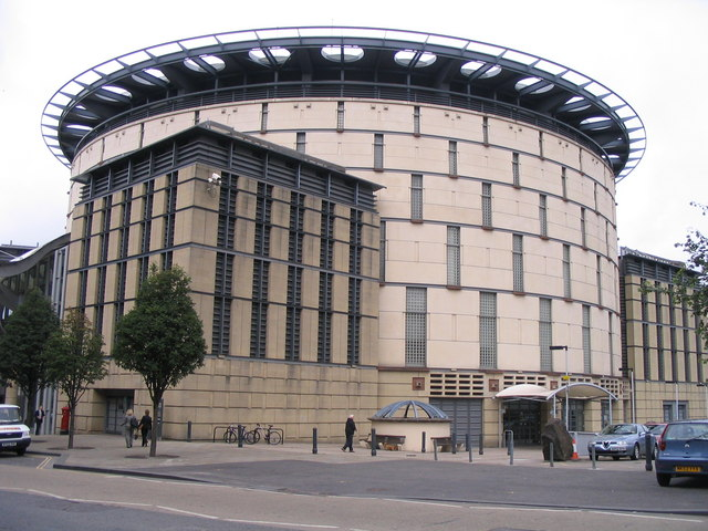 Edinburgh International Conference Centre.